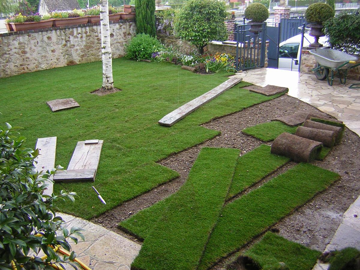 cr ation espaces verts jardin bois services jean